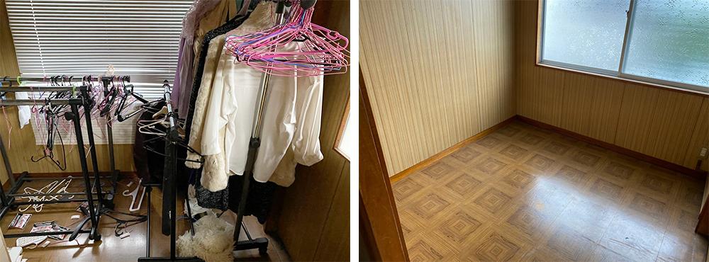 京都市左京区岡崎「路地」のお家の遺品整理
